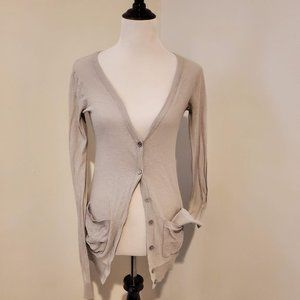 Light-weight Mesh Cardigan